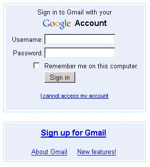 Gmail goes open