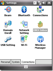 Obex Inbox1